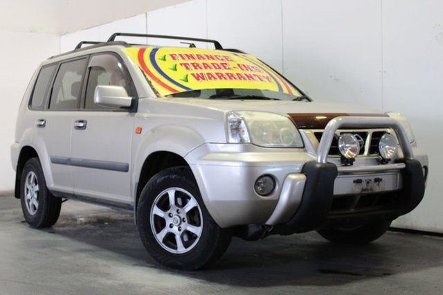 Used Nissan X-Trail ST, Underwood, 2002 Nissan X-Trail ST Wagon