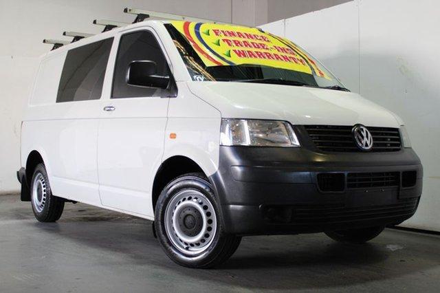 Used Volkswagen Transporter Crewvan (LWB), Underwood, 2006 Volkswagen Transporter Crewvan (LWB) Van