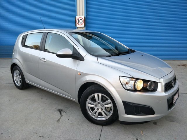 Used Holden Barina CD, Ashmore, 2014 Holden Barina CD Hatchback