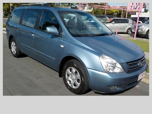 Used Kia Grand Carnival EX, Margate, 2007 Kia Grand Carnival EX Wagon