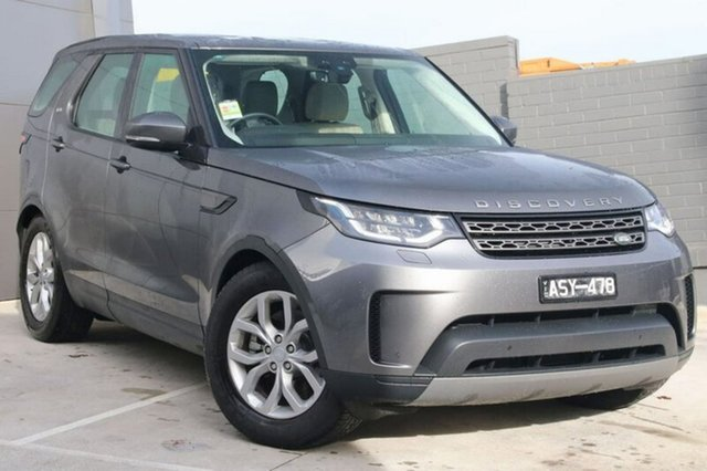 Demonstrator, Demo, Near New Land Rover Discovery, Doncaster, 2017 Land Rover Discovery