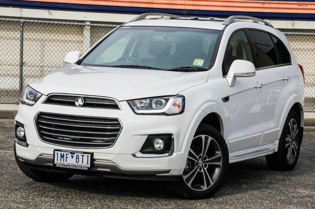 Demonstrator, Demo, Near New Holden Captiva 7 LTZ (AWD), Oakleigh, 2017 Holden Captiva 7 LTZ (AWD) CG MY17 Wagon