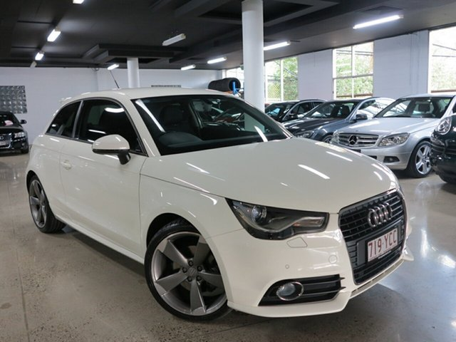 Used Audi A1 Ambition S tronic, Albion, 2011 Audi A1 Ambition S tronic Hatchback