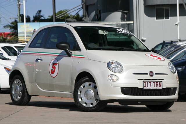 Used Fiat 500 POP, Moorooka, Brisbane, 2013 Fiat 500 POP Hatchback