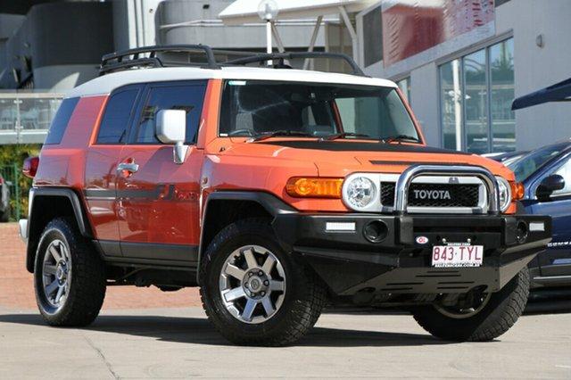Used Toyota FJ Cruiser, Moorooka, Brisbane, 2013 Toyota FJ Cruiser Wagon