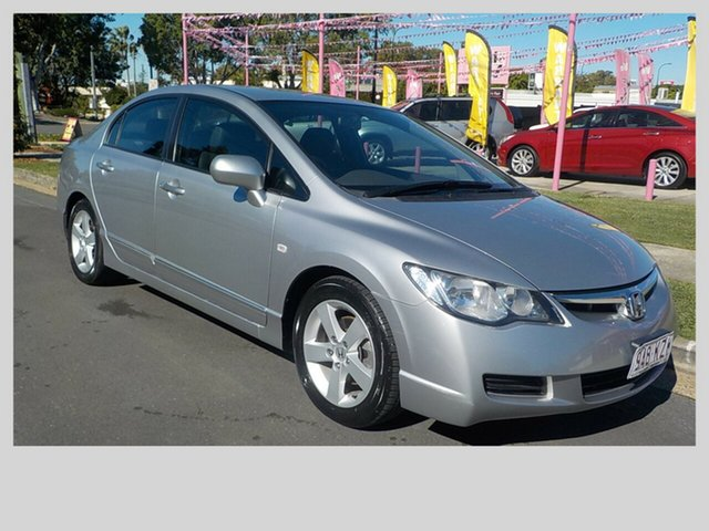 Used Honda Civic VTi-L, Margate, 2007 Honda Civic VTi-L Sedan