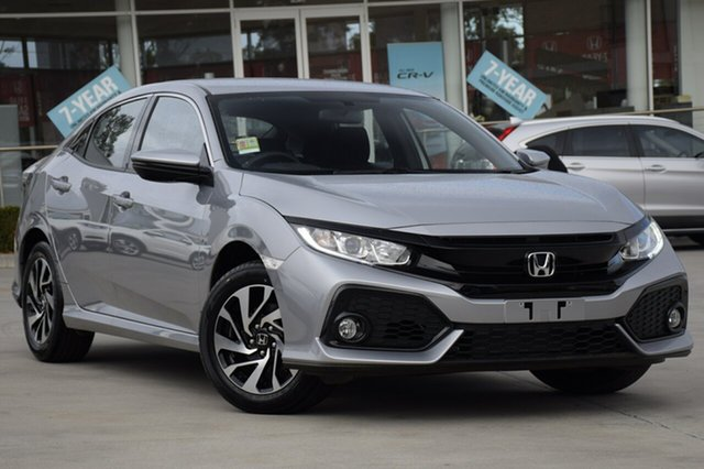 Discounted Demonstrator, Demo, Near New Honda Civic VTi-S, Southport, 2018 Honda Civic VTi-S Hatchback