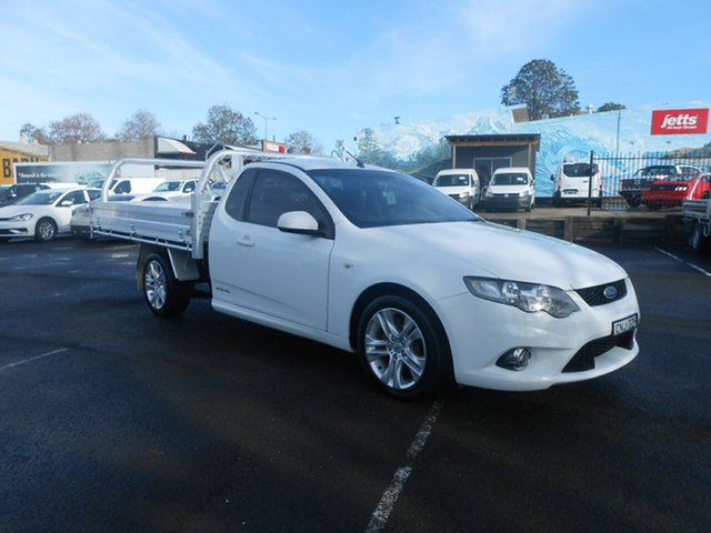 Used Ford Falcon XR6 Super Cab, Nowra, 2008 Ford Falcon XR6 Super Cab Cab Chassis