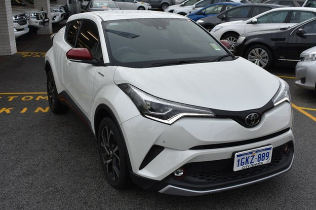 Demonstrator, Demo, Near New Toyota C-HR Koba S-CVT 2WD, Northbridge, 2017 Toyota C-HR Koba S-CVT 2WD Wagon