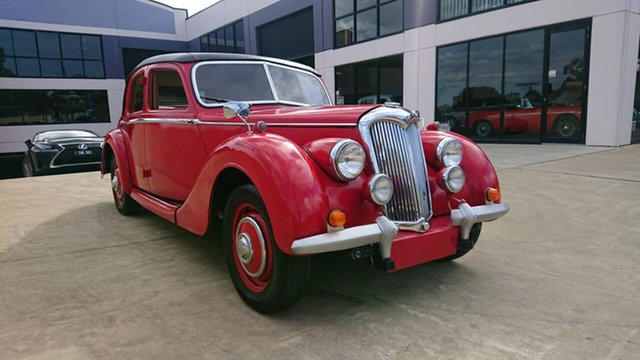 Used Riley RM Saloon, Capalaba, 1948 Riley RM Saloon Sedan