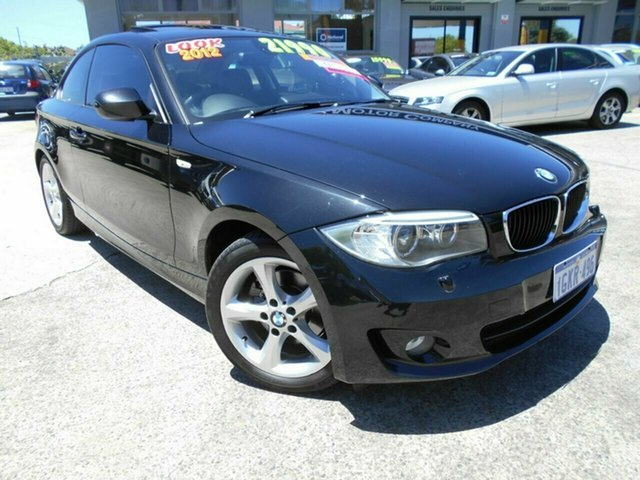 Used BMW 120i, Victoria Park, 2012 BMW 120i Coupe