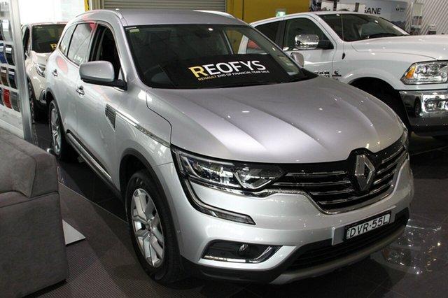 Discounted Demonstrator, Demo, Near New Renault Koleos Zen X-tronic, Wickham, 2017 Renault Koleos Zen X-tronic Wagon