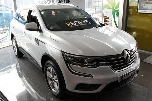 Discounted Demonstrator, Demo, Near New Renault Koleos Life X-tronic, Wickham, 2017 Renault Koleos Life X-tronic Wagon