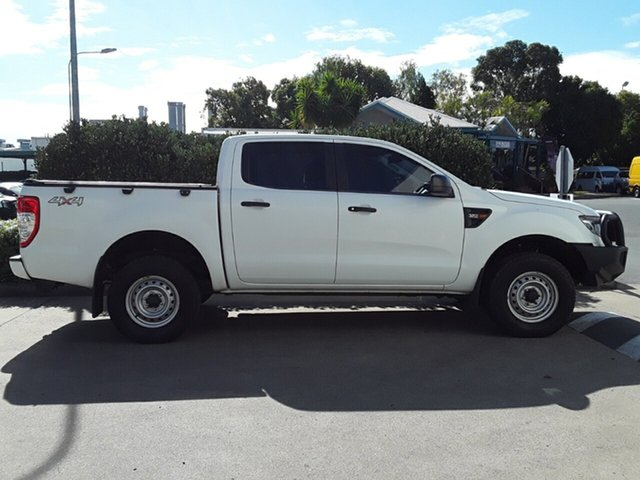 Used Ford Ranger XL Double Cab, Acacia Ridge, 2014 Ford Ranger XL Double Cab PX Utility