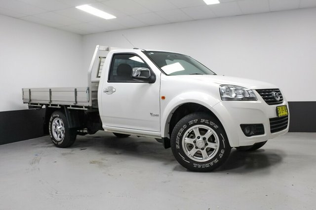Used Great Wall V240 4x2, Rutherford, 2013 Great Wall V240 4x2 Cab Chassis