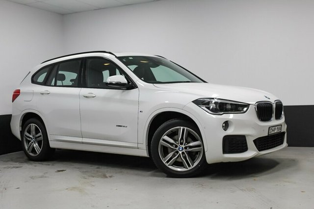 Used BMW X1 sDrive18d Steptronic, Hamilton, 2016 BMW X1 sDrive18d Steptronic Wagon