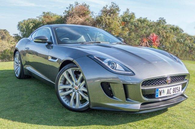 Used Jaguar F-TYPE Quickshift RWD, Bunbury, 2017 Jaguar F-TYPE Quickshift RWD Coupe