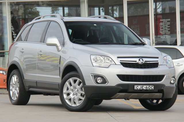 Used Holden Captiva 5, Narellan, 2012 Holden Captiva 5 SUV