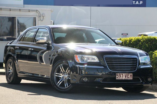 Used Chrysler 300 Limited E-Shift, Bowen Hills, 2012 Chrysler 300 Limited E-Shift Sedan