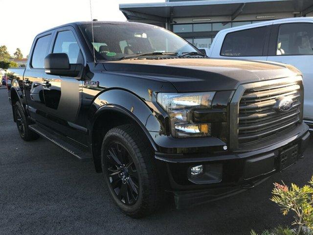 Used Ford F150 XLT, North Lakes, 2017 Ford F150 XLT Crewcab