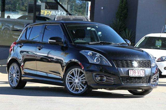 Used Suzuki Swift Sport, Moorooka, Brisbane, 2013 Suzuki Swift Sport Hatchback