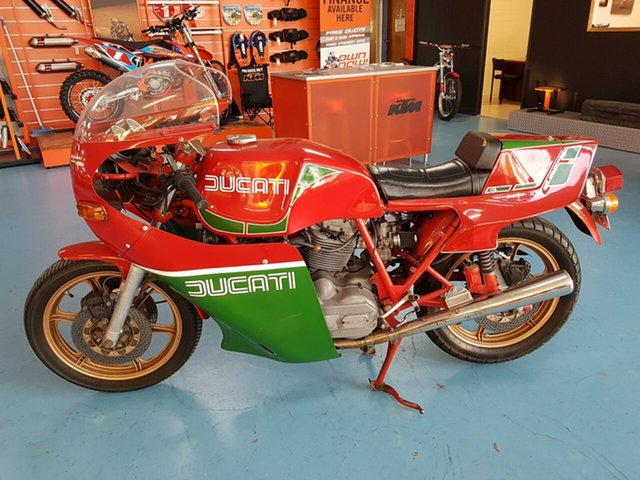 Used Ducati 900 Mike Hailwood Replica 900CC, Townsville, 1981 Ducati 900 Mike Hailwood Replica 900CC