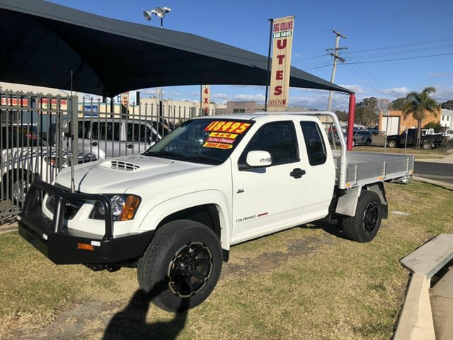 Discounted Used Holden Colorado LX (4x4), Toowoomba, 2010 Holden Colorado LX (4x4) Spacecab