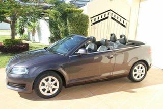 Discounted Used Audi A3 TFSI S tronic Attraction, Bundall, 2010 Audi A3 TFSI S tronic Attraction 8P MY10 Convertible