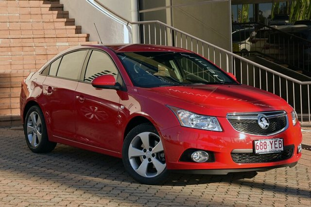 Discounted Used Holden Cruze Equipe, Southport, 2013 Holden Cruze Equipe Sedan