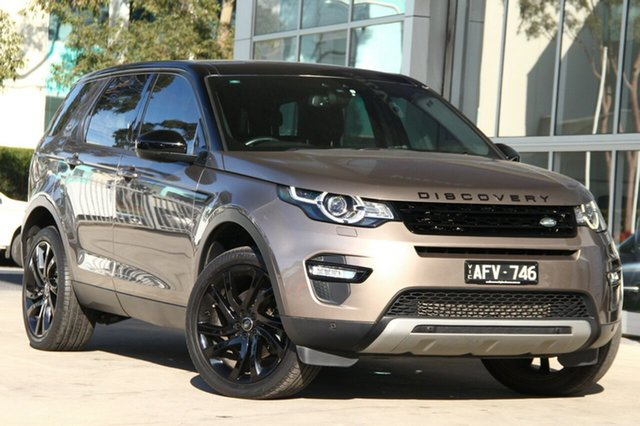 Used Land Rover Discovery Sport, Port Melbourne, 2015 Land Rover Discovery Sport Wagon