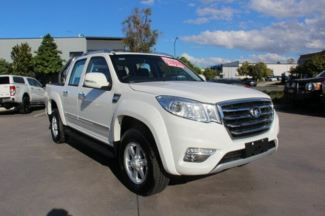 Used Great Wall Steed, North Lakes, 2016 Great Wall Steed Utility