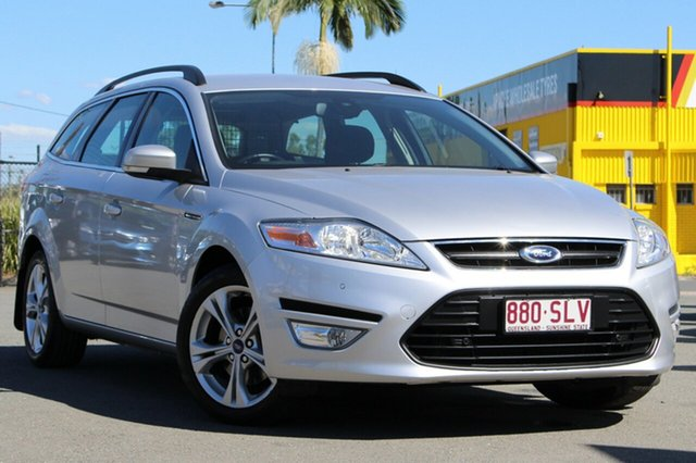 Used Ford Mondeo Zetec Tdci, Bowen Hills, 2012 Ford Mondeo Zetec Tdci Wagon