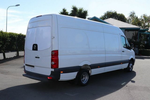 Discounted Used Volkswagen Crafter 50 LWB XL, Acacia Ridge, 2012 Volkswagen Crafter 50 LWB XL 2EX2 MY11 Van