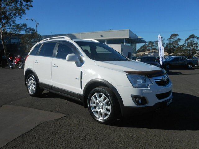 Used Holden Captiva 5, Nowra, 2012 Holden Captiva 5 Wagon