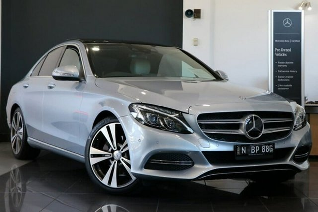 Used Mercedes-Benz C250 7G-Tronic +, Mosman, 2015 Mercedes-Benz C250 7G-Tronic + Sedan