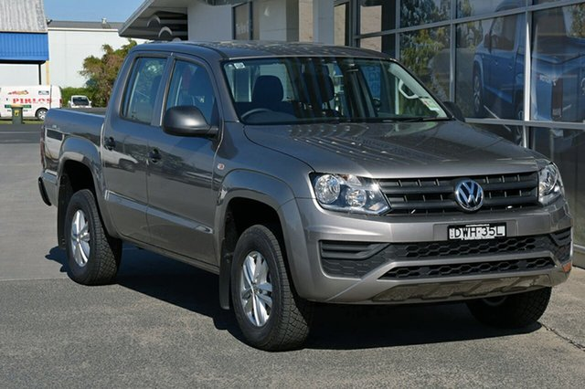 Demonstrator, Demo, Near New Volkswagen Amarok, Southport, 2017 Volkswagen Amarok Utility