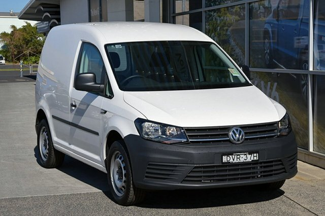 Demonstrator, Demo, Near New Volkswagen Caddy TSI160 SWB, Southport, 2014 Volkswagen Caddy TSI160 SWB Van
