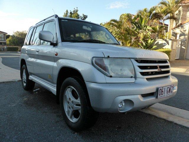 Used Mitsubishi Pajero IO (4x4), Southport, 2002 Mitsubishi Pajero IO (4x4) Wagon