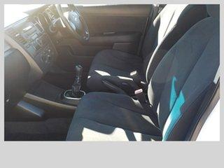 2006 Nissan Tiida ST-L Hatchback.