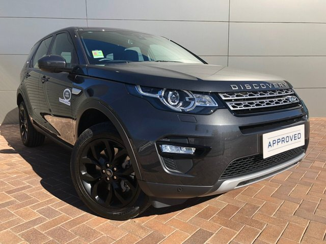 Discounted Demonstrator, Demo, Near New Land Rover Discovery Sport SD4 HSE, Toowoomba, 2017 Land Rover Discovery Sport SD4 HSE Wagon