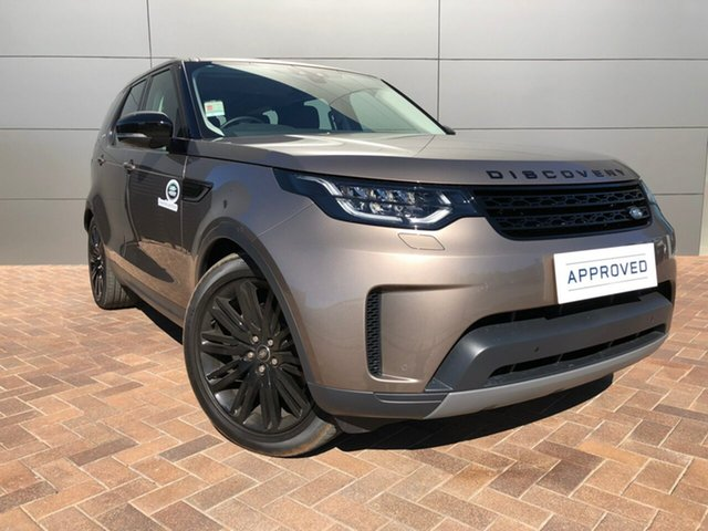 Discounted Demonstrator, Demo, Near New Land Rover Discovery SD4 SE, Toowoomba, 2017 Land Rover Discovery SD4 SE Wagon