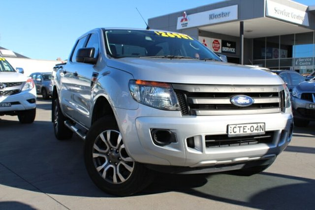 Used Ford Ranger XL Double Cab, Rutherford, 2014 Ford Ranger XL Double Cab Utility