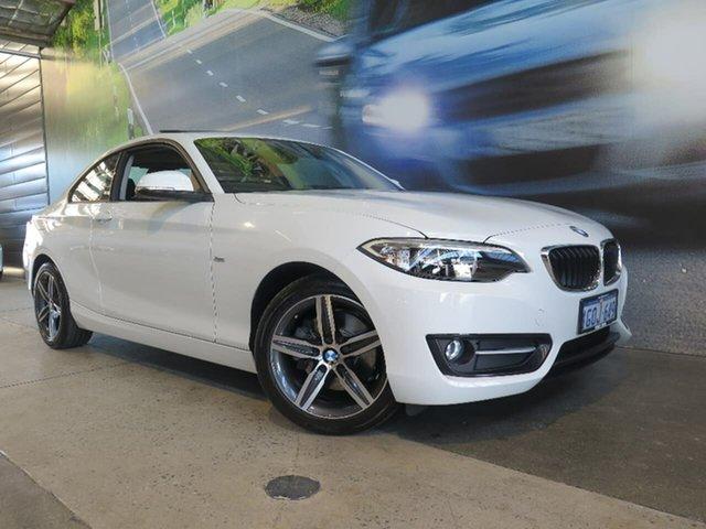 Used BMW 220d Sport Line, Osborne Park, 2016 BMW 220d Sport Line Coupe