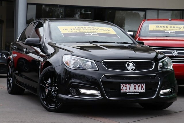 Discounted Used Holden Commodore SS V Redline, Caloundra, 2015 Holden Commodore SS V Redline Sedan