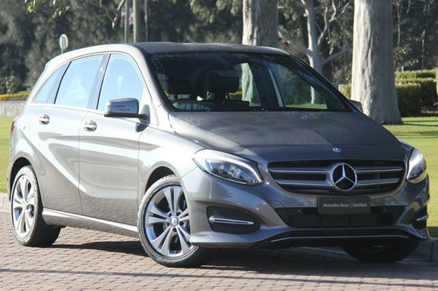 Discounted Used Mercedes-Benz B200 DCT, Warwick Farm, 2017 Mercedes-Benz B200 DCT Hatchback