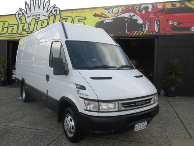 Used Iveco Daily agile, O'Connor, 2006 Iveco Daily agile Van