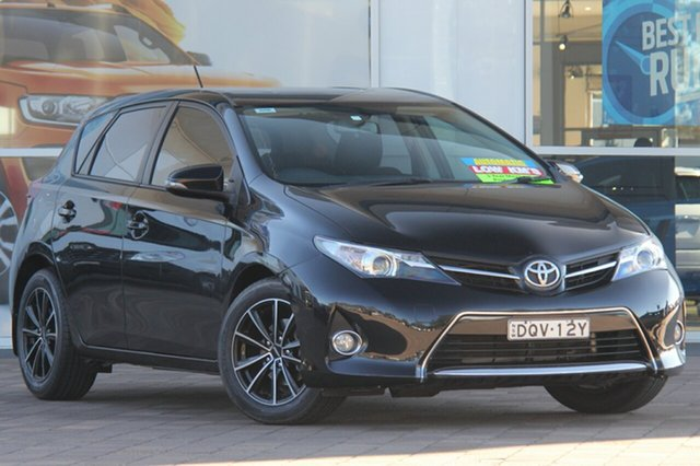 Discounted Used Toyota Corolla Ascent Sport S-CVT, Warwick Farm, 2013 Toyota Corolla Ascent Sport S-CVT Hatchback