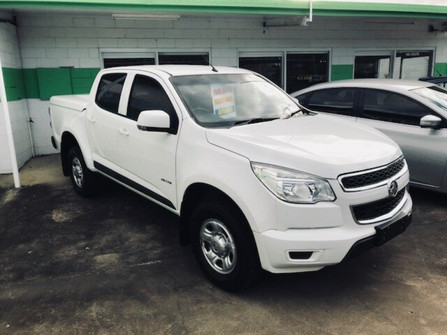 Used Holden Colorado WITH CANOPY, Casino, 2013 Holden Colorado WITH CANOPY Dual Cab