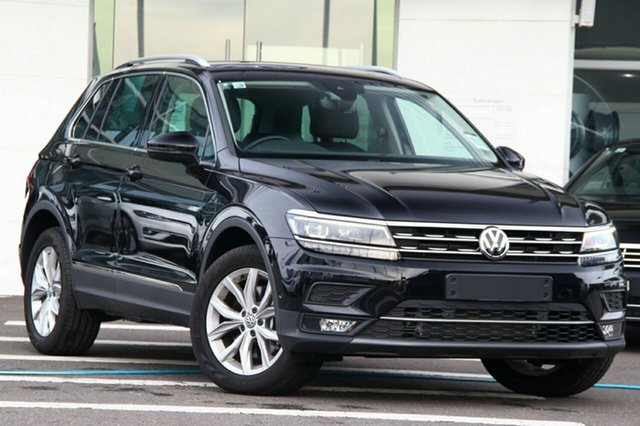 New Volkswagen Tiguan 162TSI DSG 4MOTION Highline, Indooroopilly, 2019 Volkswagen Tiguan 162TSI DSG 4MOTION Highline Wagon