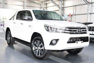 Used Toyota Hilux SR5, 2016 Toyota Hilux SR5 GUN126R Utility